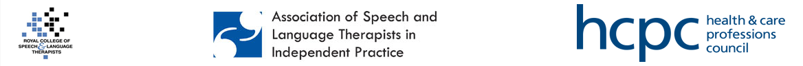 Association of Speech Language Therapists in Independent Practice and HCPC health and care professions council